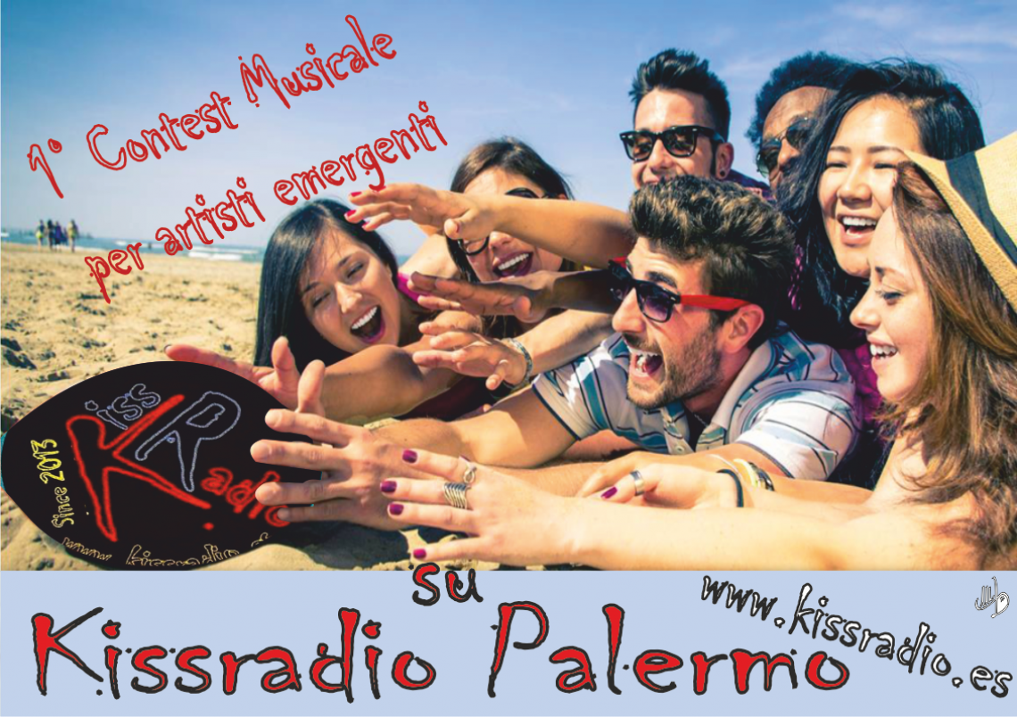 1 contest kissradio palermo 2.0